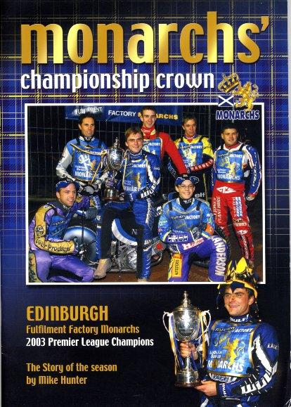 Championship Crown 2003
