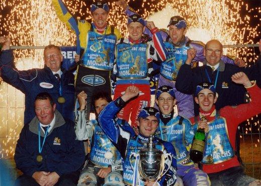 The 2003 team