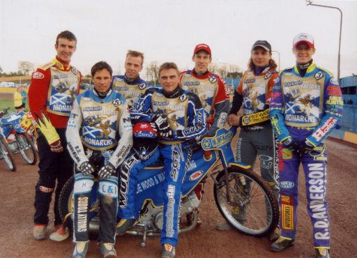 The 2004 team
