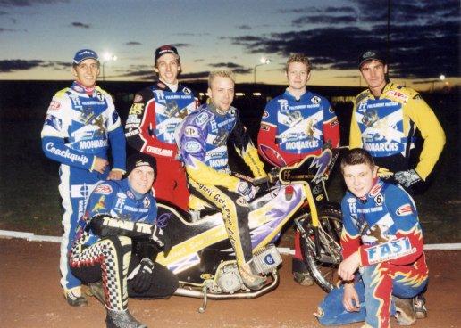 The 2005 team