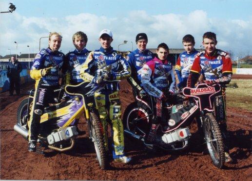 The 2006 team