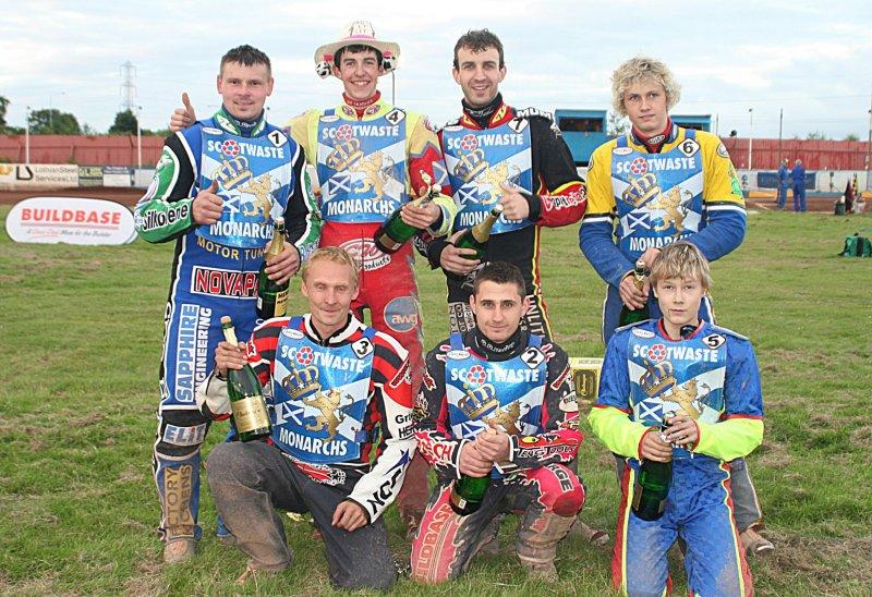 The 2007 team