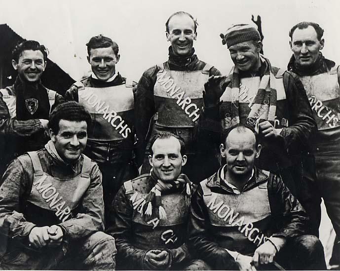 The 1953 team