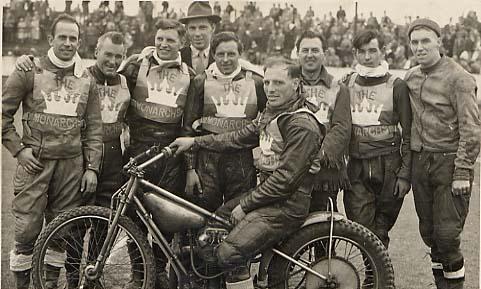 The 1960 team