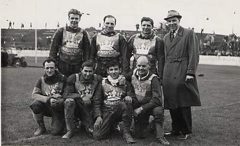 The 1961 team
