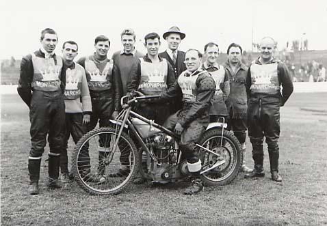The 1962 team