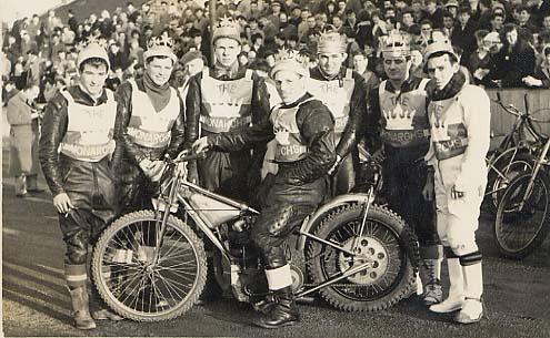 The 1963 team