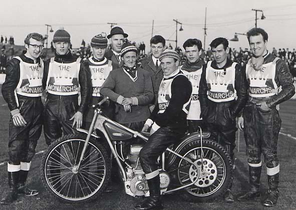 The 1967 team