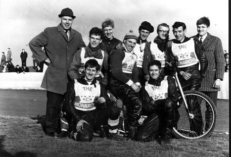 The 1968 team