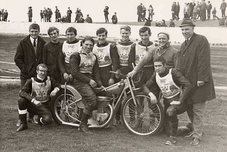 The 1969 team