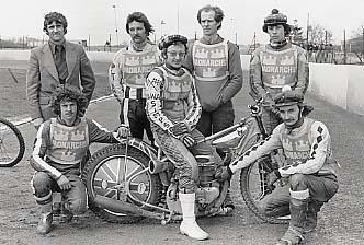 The 1977 team