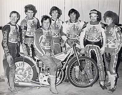 The 1980 team
