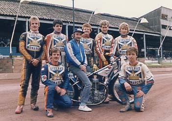 The 1984 team