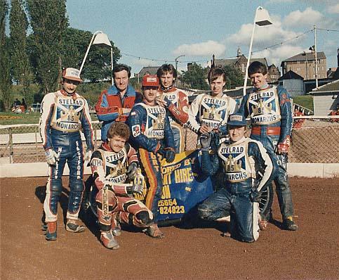 The 1985 team
