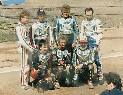 The 1986 team
