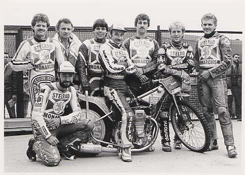 The 1987 team