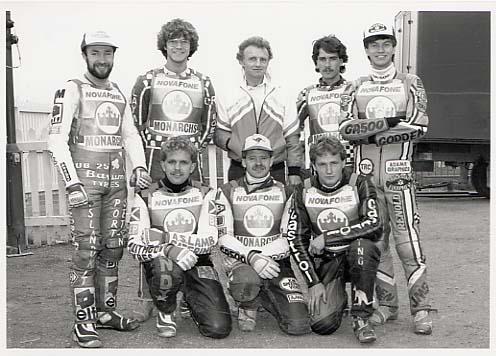 The 1988 team