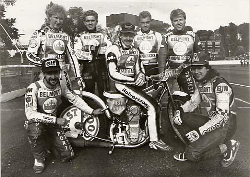 The 1989 team