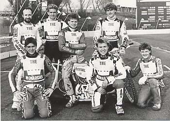 The 1990 team