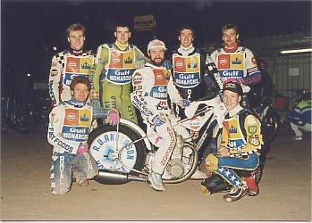 The 1992 team