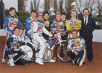 The 1993 team