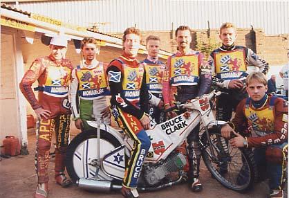 The 1996 team