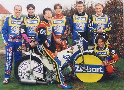 The 1998 team