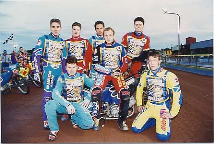 The 1999 team
