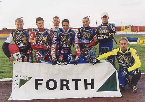 The 2000 team