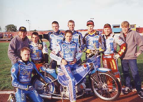 The 2001 team