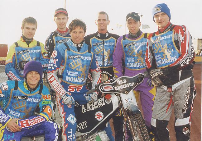 The 2002 team