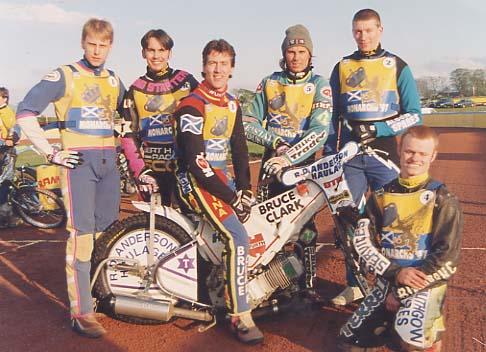 The 1997 team