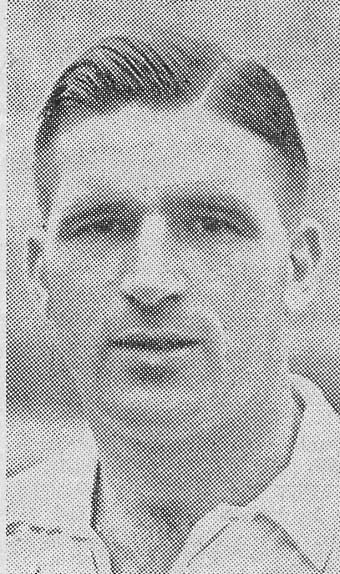 Forties manager Bobby Baxter