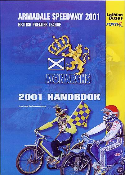 HANDBOOK 2001