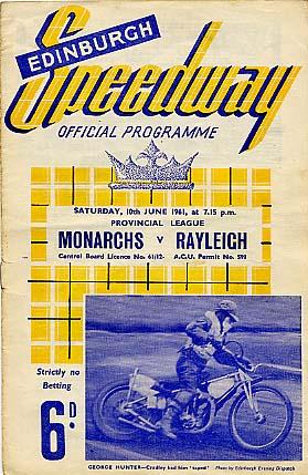 1961 programme